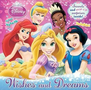 Disney Princess Wishes And