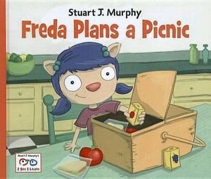 Freda Plans a Picnic (I See I Learn) (Stuart J. Murphy's I See I Learn) Stuart J. Murphy