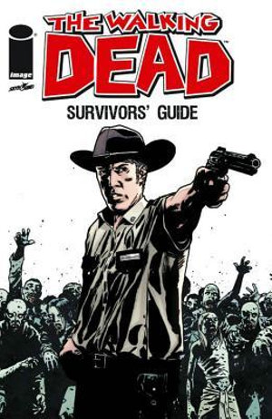 Walking Dead Survivors Guide - Charlie Adlard
