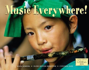 Music Everywhere! - Maya Ajmera
