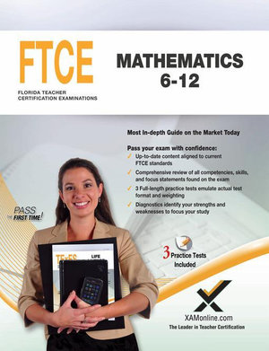Ftce Mathematics 6-12 - Sharon Wynne