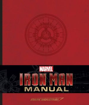 Iron Man Manual - Daniel Wallace