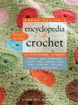 ENCYCLOPEDIA CROCHET PATTERNS STITCHES DESIGNS - Free Crochet ...
