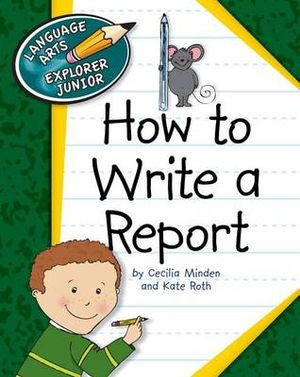Report writing buy