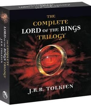 The Complete Lord of the Rings Trilogy - J R R Tolkien