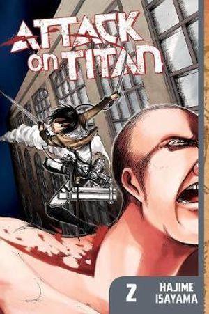Attack on Titan : Vol. 2 - Hajime Isayama