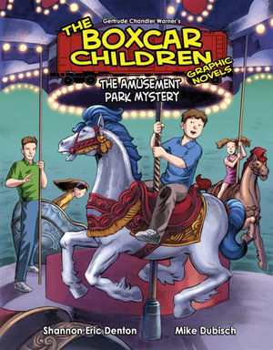 Book 10 : Amusement Park Mystery: Amusement Park Mystery eBook - Shannon Eric Denton