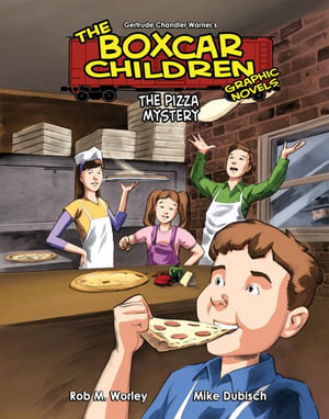 Book 11 : Pizza Mystery: Pizza Mystery eBook - Rob M. Worley