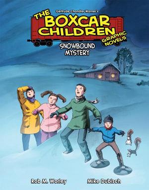 Book 7 : Snowbound Mystery: Snowbound Mystery eBook - Rob M. Worley