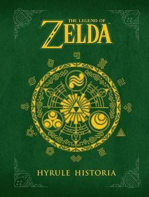 The Legend of Zelda : Hyrule Historia - Akira Himekawa