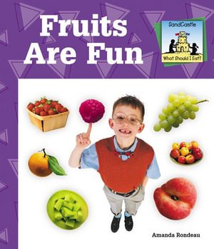 Fruits Are Fun eBook - Amanda Rondeau