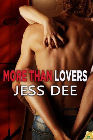 More than Lovers : More Than Series : Book 2 - Jess Dee