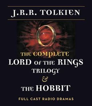 The Complete Lord of the Rings Trilogy & the Hobbit Set - J R R Tolkien