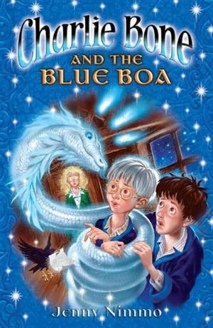 The Blue Boa : Children of the Red King Volume 3 - Jenny Nimmo