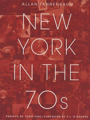New York in the 70s - Allan Tannenbaum