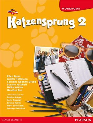 Katzensprung 2 Workbook - Heather Rae