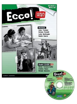 Ecco Uno Students Work Kit - Liana Trevisan
