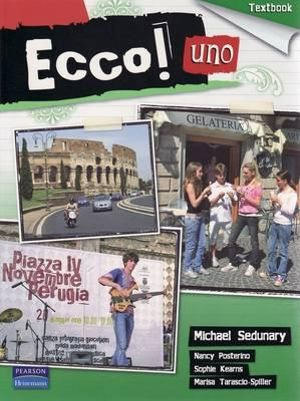 Ecco! uno Value Year Pack  : Ecco! - Michael Sedunary