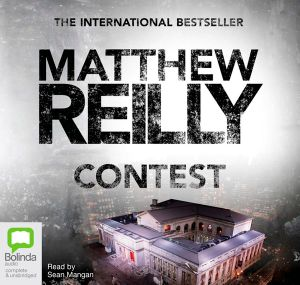 Contest - Matthew Reilly