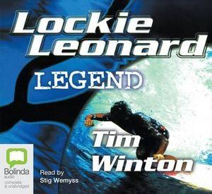 LOCKIE LEONARD LEGEND by Tim Winton  Middlemiss