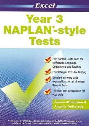 Year 3 NAPLAN-style Tests - Athanasou & Deftereos