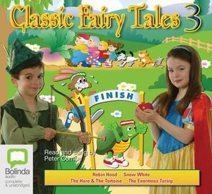Classic Fairy Tales : No. 3 - Peter Combe