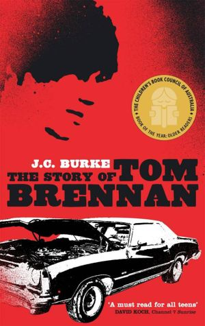 The Story of Tom Brennan - J.C. Burke