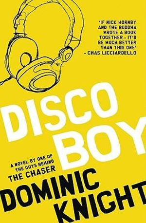 Disco Boy - Dominic Knight