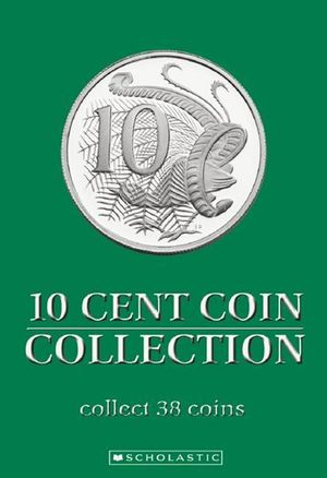 10 Cent Coin Collection : Collect 38 Coins - Julian Gray