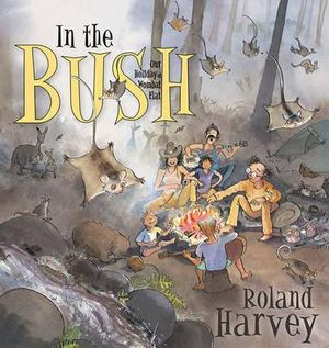 Booktopia - In the Bush, Our Holiday at Wombat Flat by ...
