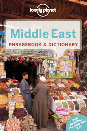 Middle East  : Lonely Planet Phrasebook & Dictionary - Lonely Planet