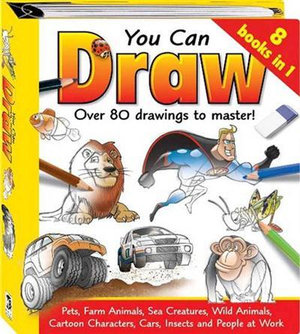 You Can Draw - Hinkler Books