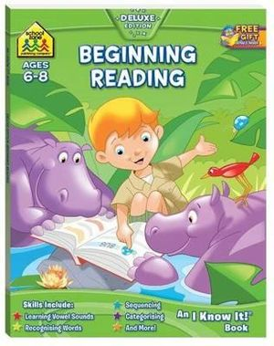 Beginning Reading : Ages 6 - 8 : An I Know It! Book - Joan Hoffman