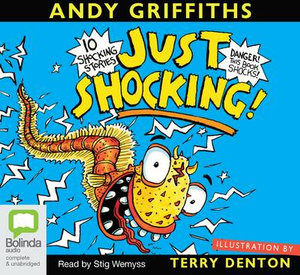 Just Shocking! - Andy Griffiths