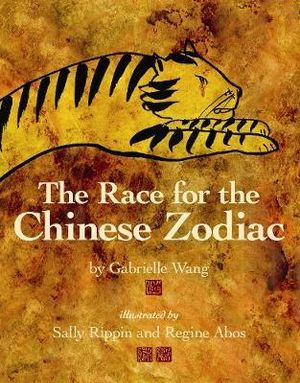 The Race for the Chinese Zodiac - Gabrielle Wang