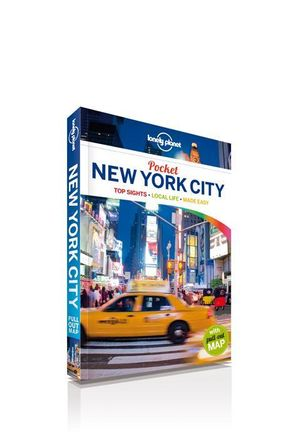 New York : Lonely Planet Pocket Travel Guide : 4th Edition - Lonely Planet