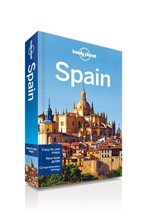 Spain : Lonely Planet Travel Guide : 9th Edition - Lonely Planet