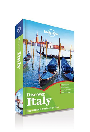 Discover Italy : Lonely Planet Travel Guide : 2nd Edition - Lonely Planet