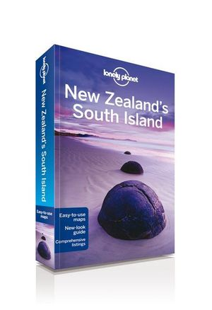 New Zealand's South Island : Lonely Planet Travel Guide : 3rd Edition - Lonely Planet