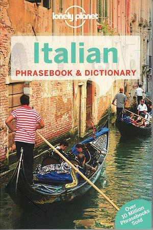Italian Phrasebook  : Lonely Planet Phrasebook & Dictionary - Lonely Planet