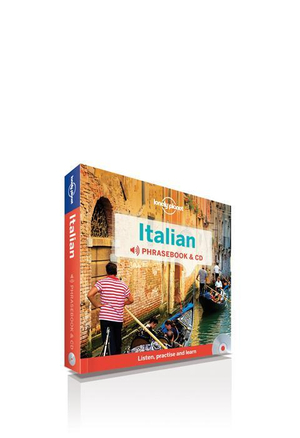 Italian : Lonely Planet Phrasebook & CD - Lonely Planet