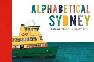 Alphabetical Sydney - Hilary Bell