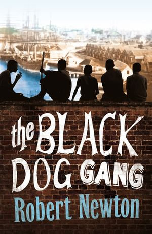 The Black Dog Gang - Robert Newton