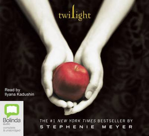 Twilight Audio CD - Stephenie Meyer