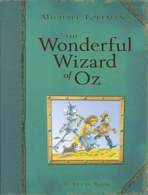 Wonderful Wizard of Oz - L, Frank Baum