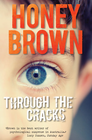 Through the Cracks - Honey Brown