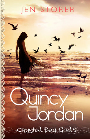 Quincy Jordan : : Crystal Bay Book 1 - Jen Storer