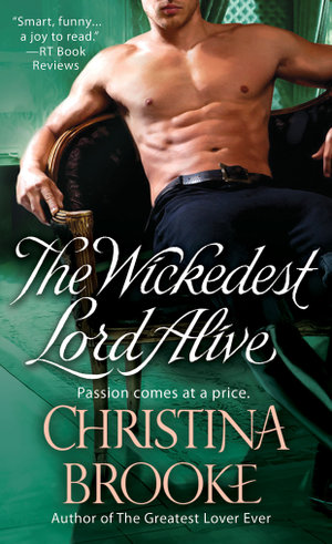 The Wickedest Lord Alive - Christina Brooke
