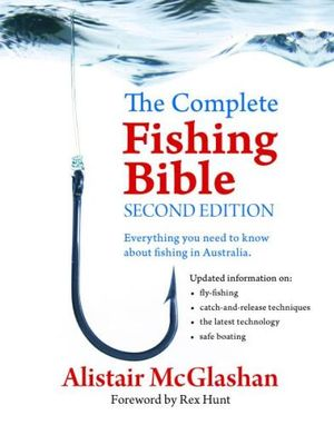 Booktopia the complete fishing bible everything you for Fishing in the bible