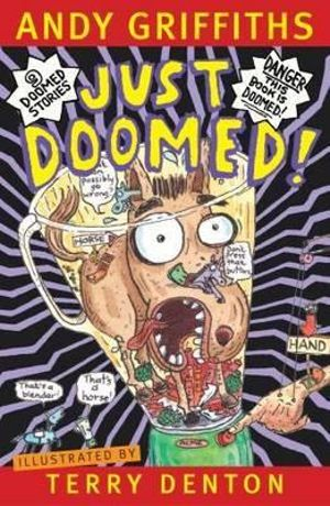 Just Doomed! -  Order Now For Your Chance to Win!* : JUST! Series: Book 8 - Andy Griffiths